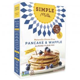 Simple Mills Almond Flour Pancake & Waffle Mix, 303g