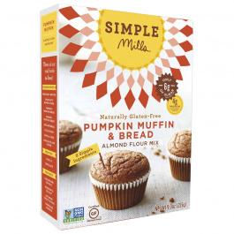 Simple Mills Pumpkin Muffin & Bread Mix, 255g