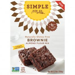 Simple Mills Almond Flour Brownie Mix, 368g