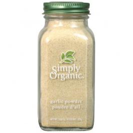 Simply Organic Garlic Powder, 103g