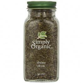 Simply Organic Thyme Leaf Whole, 31g