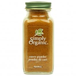 Simply Organic Curry Powder Organic, 85g