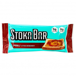 Stoka Bar PB&J Strawberry, 1 bar