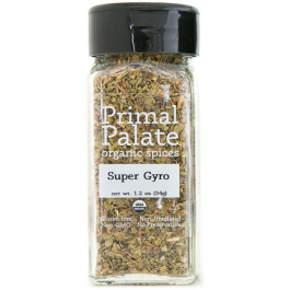 Primal Palate Organic Spices Super Gyro, AIP Friendly, 48g
