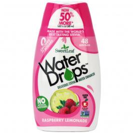 Sweetleaf Raspberry Lemonade Water Drops, 48ml