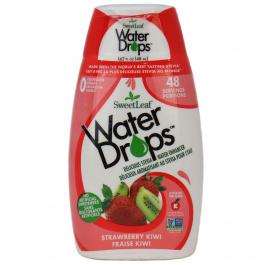 Sweetleaf Strawberry Kiwi Water Drops, 48ml