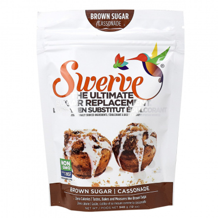 Swerve Brown Sugar Replacement, 340g