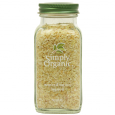 Simply Organic Onion White Minced, 79g