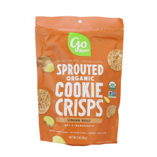 Go Raw Organic Ginger Snaps Sprouted Cookies, 85g