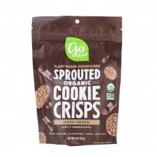 Go Raw Organic Choco Crunch Sprouted Cookie Crisps, 85g